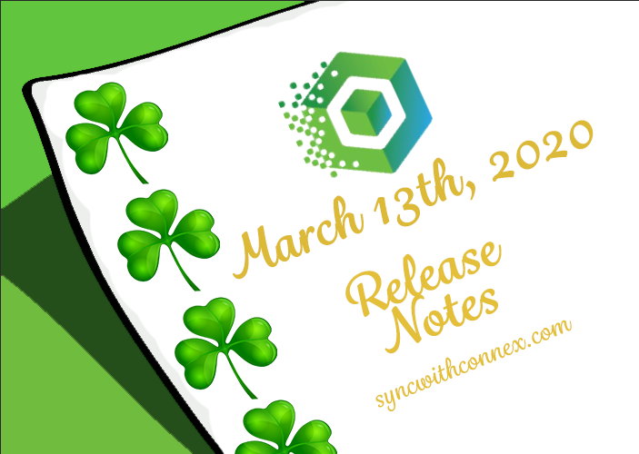 march release notes