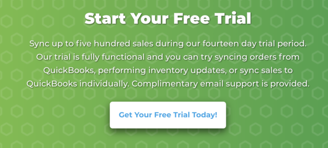 sync ecommerce and quickbooks