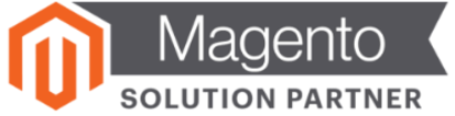 Magento Solutions Partnership Logo